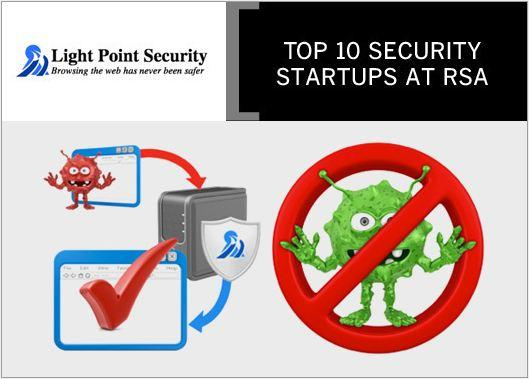 In Pictures: Top 10 Security Startups at RSA