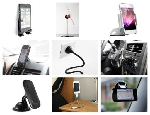 In Pictures: Look, ma, no hands! 9 mounts for mobile devices