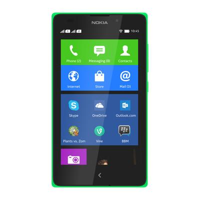 Nokia hopes Android and Microsoft will help sell low-end smartphones