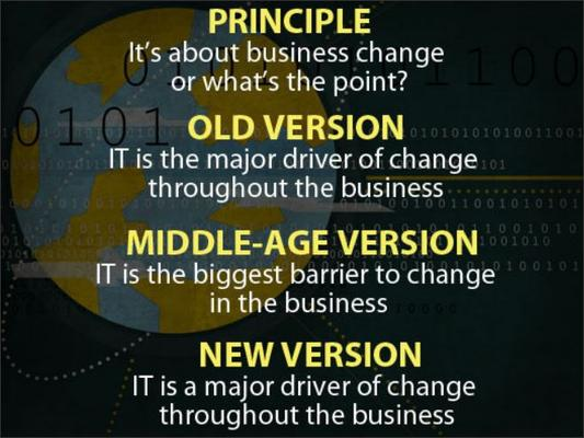 In Pictures: 10 old-school IT principles that still rule