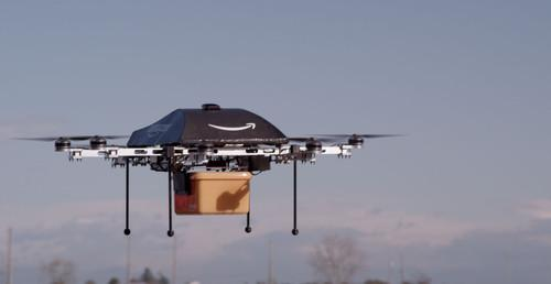 Here's why Amazon drones may never land at your door