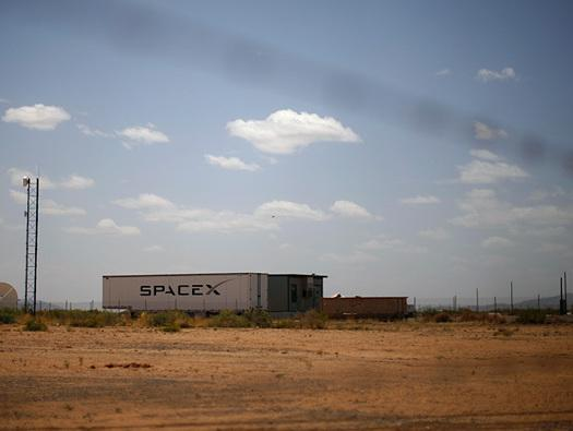 In pictures: America's first spaceport