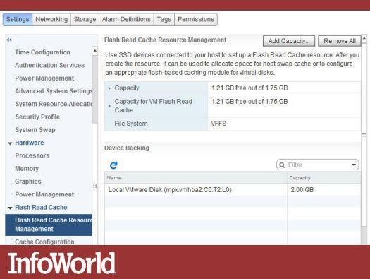 In Pictures: 12 new updates in VMware vSphere 5.5