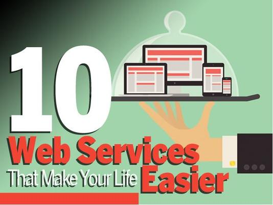 In Pictures: 10 Web services that make your life easier