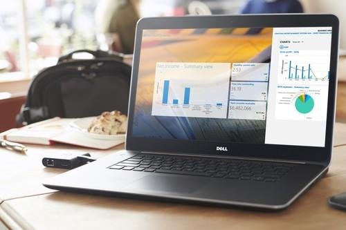 Dell has launched 12 new models, offered in more than 70 configurations, that run Windows 10.