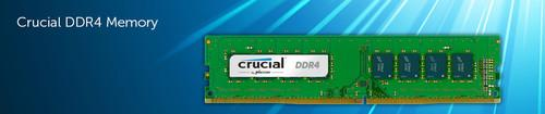 Crucial's DDR4 memory