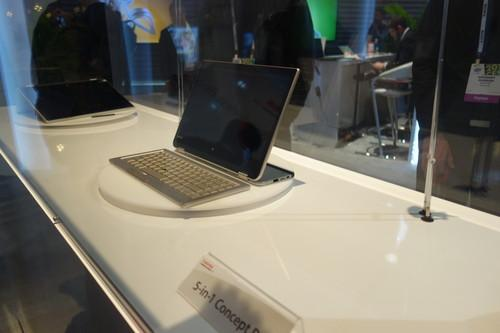 Toshiba's 5-in-1 PC