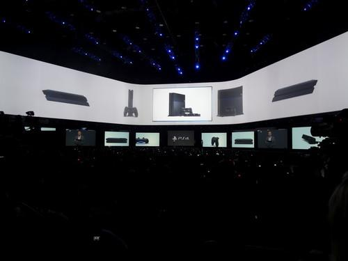 Sony showed its new PlayStation 4 console at E3 in Los Angeles. It will launch in time for the year end holiday season for $399.