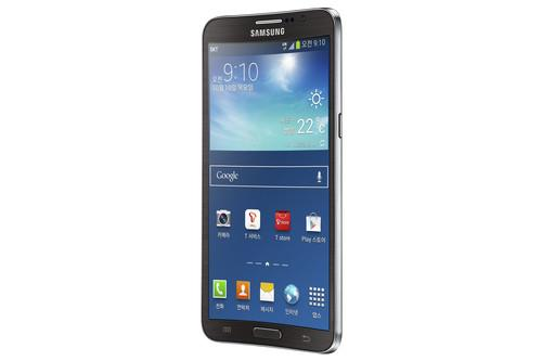 The Samsung Galaxy Round