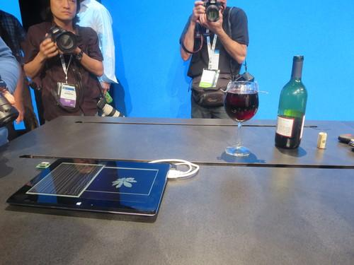 Wine turned into electricity by Intel