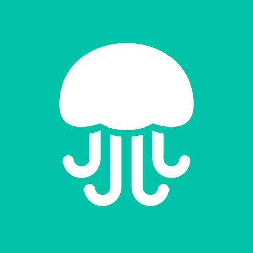 The logo for Jelly, Biz Stone's new startup.
