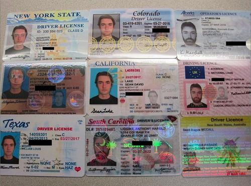 Federal prosecutors accused Silk Road defendant Ross William Ulbricht of procuring fake IDs.