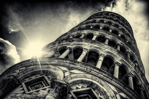 The Leaning Tower of Pisa. Italy's architecture is part of its cultural heritage, and now a group of upstarts wants to crowdsource bids for architectural projects.