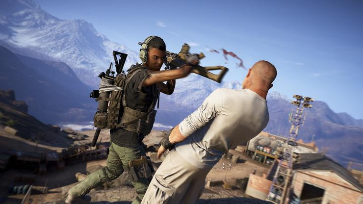 Watch an hour of gameplay from Ghost Recon Wildlands