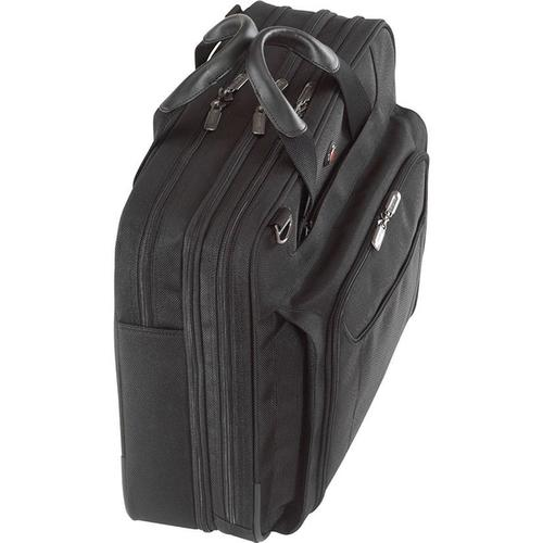 Targus' Zip-Thru bag shares many features with other popular Targus bags, such as the adjustable air cushioning system around the notebook compartment.