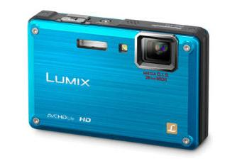 Panasonic launches its new Lumix FS series and TZ cameras, plus its super tough Lumix DMC-FT1 hybrid camera(shown).
