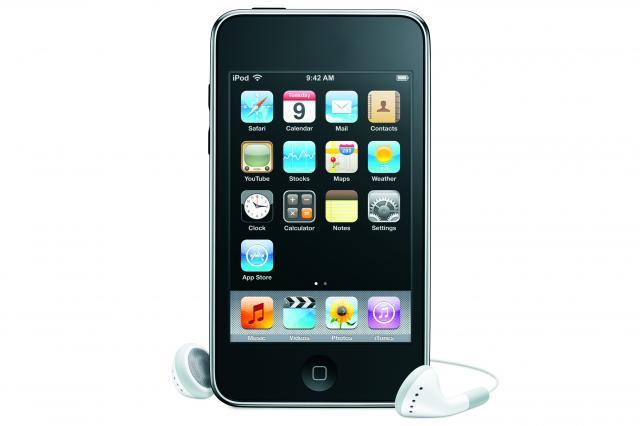 For more tech-friendly mums, the iPod Touch is a great Mother's Day present.