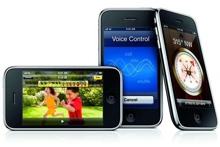 Vodafone will offer the iPhone 3G S to pre-paid customers for the first time.