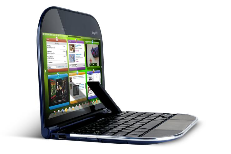 The Lenovo Skylight smartbook blends the best of smartphones and netbooks for a totally new device.