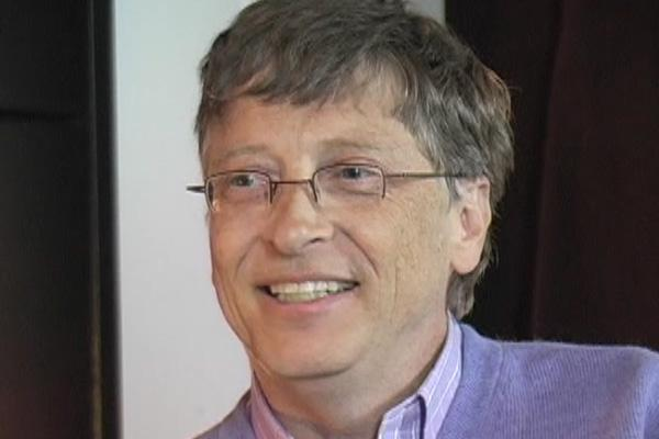 Bill Gates likes the idea of a Natural User Interface (NUI) for software