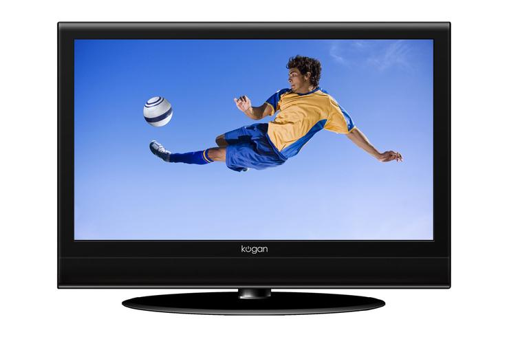 Kogan 42in Full HD 1080p LCD TV: slashed to $879.