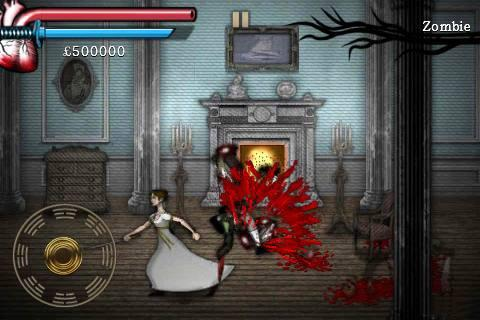 Pride and Prejudice and Zombies for the iPhone