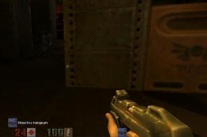An HTML5 port of Id's Quake II game engine