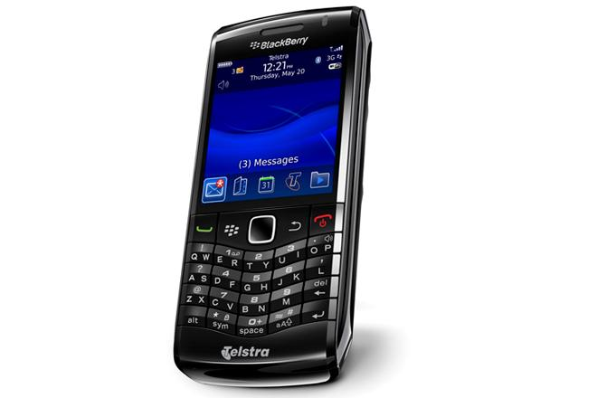 Telstra is the exclusive launch partner for the new BlackBerry Pearl 3G smartphone.