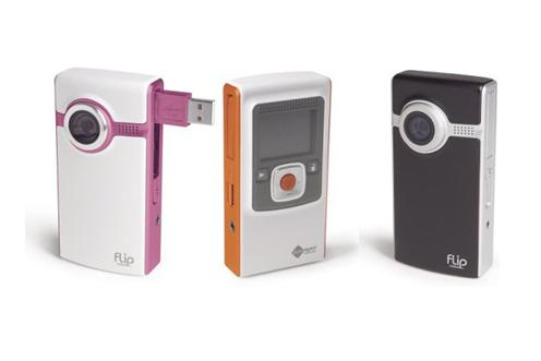 Trio of new Flip camcorders announced by Cisco