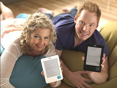The Kobo eBook