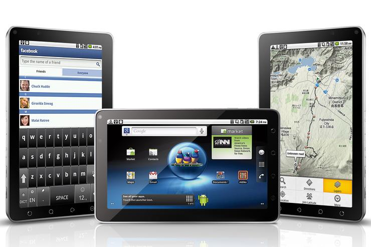 The ViewSonic ViewPad Android tablet 7 will launch in Australia in January for $699.