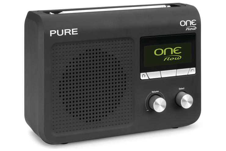 The Pure ONE Flow is the company's cheapest Internet-connected digital radio in Australia, with a recommended retail price of $249.