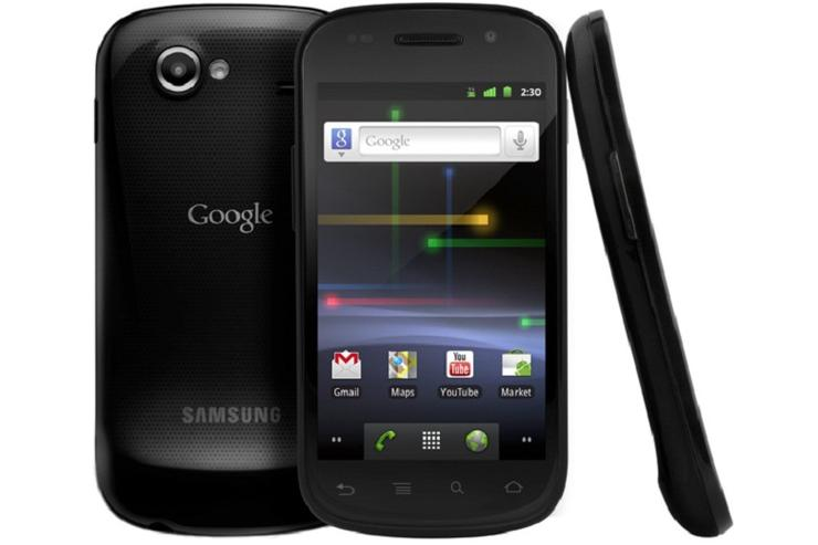 Google's Nexus S Android phone; coming to Vodafone in Australia