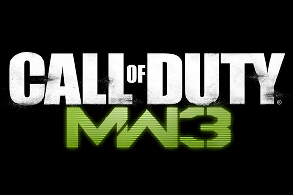The Call of Duty: Modern Warfare 3 logo.