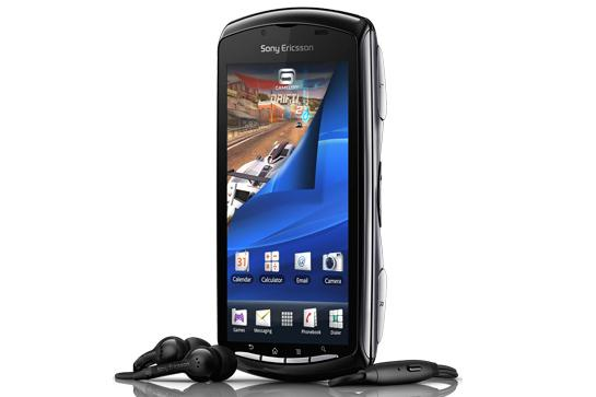 Sony Ericsson's XPERIA Play Android smartphone