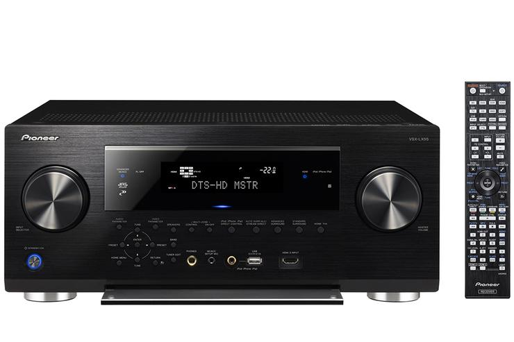 The $3499 Pioneer SC-LX85 home audio receiver.