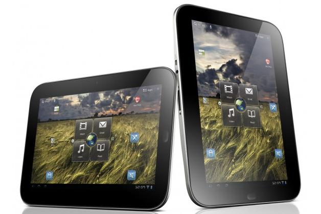 The Lenovo IdeaPad Tablet K1