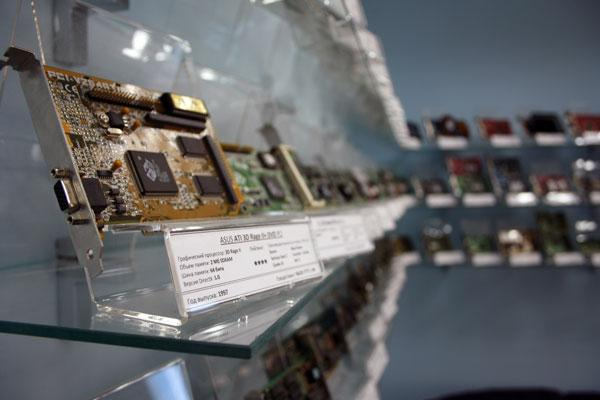 Graphics card museum: A great reason for hardware enthusiasts to visit the Ukraine