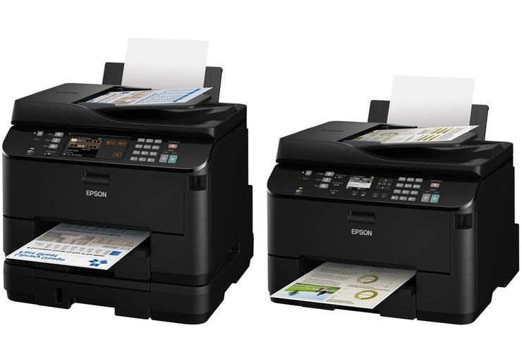 The Epson WorkForce 4540 and Epson WorkForce 4530.