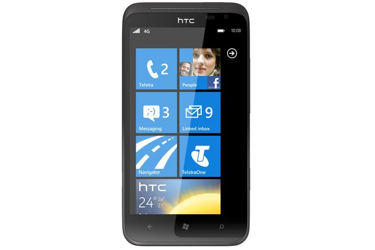 HTC's Titan II 4G is the first 4G-capable Windows Phone to launch in Australia.