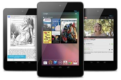 Google's Nexus 7: Not sold out in Australia just yet