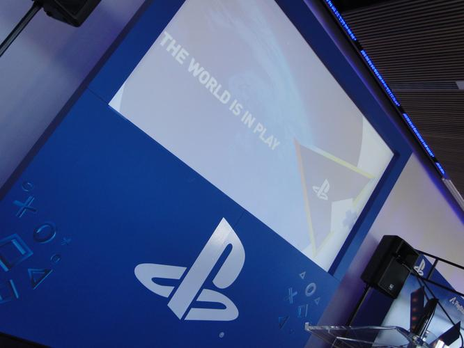 To promote its holiday software line-up, Sony Computer Entertainment Australia held a playground themed media event in Sydney