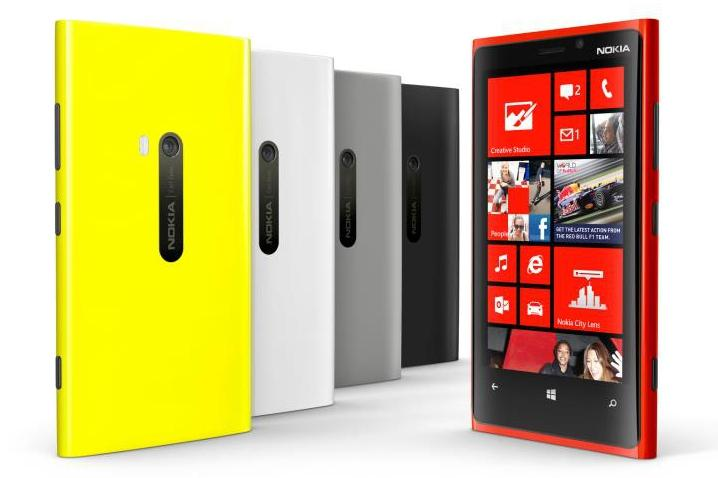Nokia Lumia 920: Coming to Telstra in November