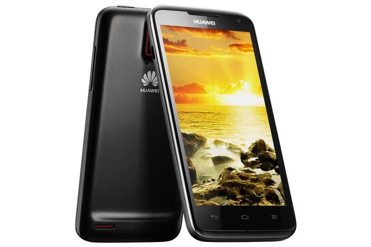 The Huawei Ascend D1 quad