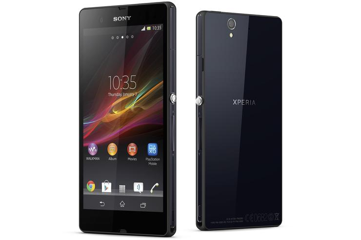 The Sony Xperia Z will launch in Australia in March.
