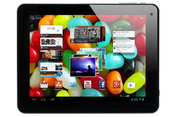 The Kogan Agora 10in is one of two new Android tablets.