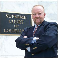 Peter Haas, the director of technology for the Supreme Court of Louisiana.