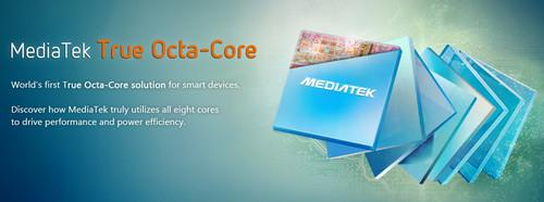 MediaTek plans to launch its new 8-core chip in Q4