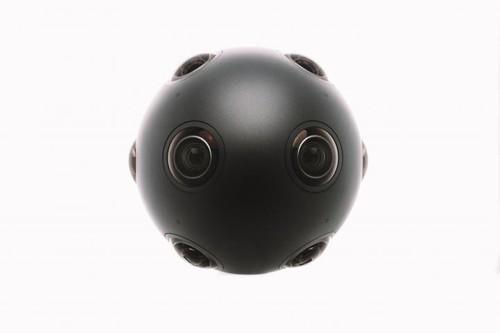 On July 28, 2015, Nokia announced the OZO virtual reality camera, a spherical device with eight image sensors and eight microphones.
