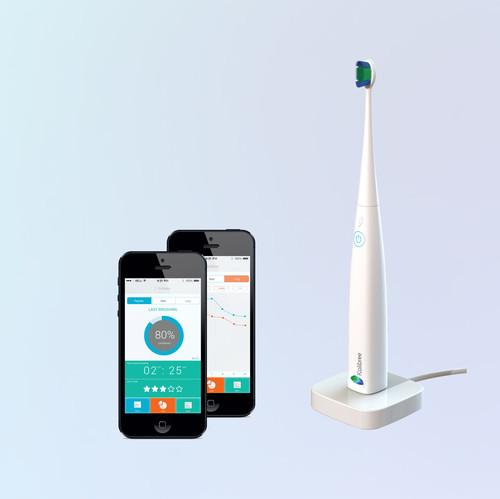 Using Kolibree's product every brushing is recorded, and the data tells users if they have brushed long enough and cleaned hard-to-reach but important parts of their teeth and gums, according to Kolibree. The more people learn about their brushing habits, the faster they can do something to improve them, the company said.  The toothbrush is connected via Bluetooth to a smartphone running Kolibree's app. There will be versions of the app for Apple's iPhones, the iPod Touch and Android-based smartphones such as the Samsung Galaxy S III and 4, according to Kolibree's website.